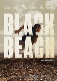 Czarna plaża (2020) plakat