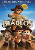 plakat - Kot w butach: Trzy diabły (2012)