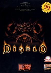 Diablo (1996) plakat