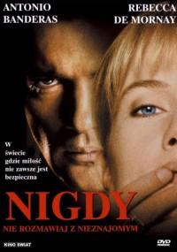 Nigdy nie rozmawiaj z nieznajomym (1995) plakat