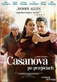 Casanova po przejściach (2013) plakat