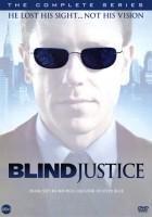 plakat - Ślepa sprawiedliwość (2005)