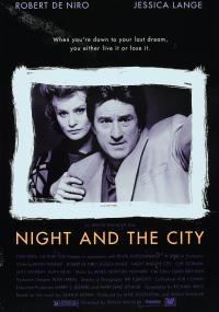 Mroki miasta (1992) plakat
