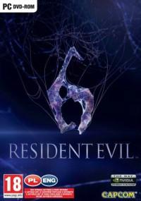 Resident Evil 6 (2012) plakat