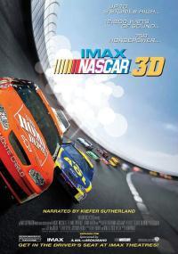 Nascar 3D (2004) plakat