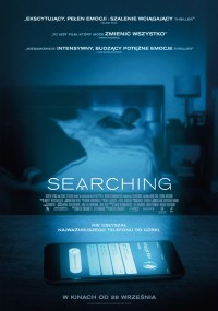Searching (2018) plakat