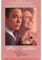plakat - Dobranoc, mamusiu (1986)