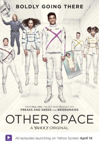 Other Space (2015) plakat