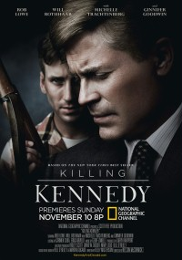 Zabić Kennedy'ego (2013) plakat
