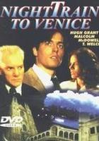 Nocny pociąg do Wenecji (1993) plakat