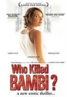 Kto zabił Bambi?