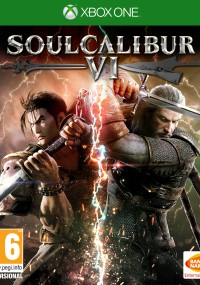 SoulCalibur VI (2018) plakat