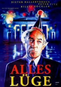 Alles Lüge (1992) plakat