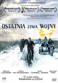Ostatnia zima wojny (2008) plakat