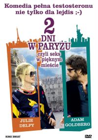 Dwa dni w Paryżu (2007) plakat