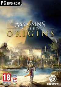 Assassin's Creed Origins (2017) plakat
