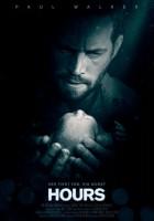 plakat - Godziny - Wyścig z czasem (2013)