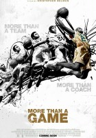 plakat - More Than a Game (2008)