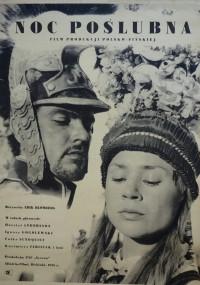 Noc poślubna (1958) plakat