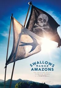 Jaskółki i Amazonki (2016) plakat