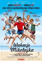 plakat - Wakacje Mikołajka (2014)