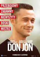 plakat - Don Jon (2013)