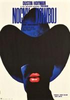 plakat - Nocny kowboj (1969)