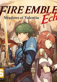 Fire Emblem Echoes: Shadows of Valentia (2017) plakat
