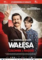 plakat - Wałęsa. Człowiek z nadziei (2013)