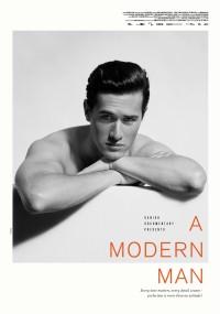 Współczesny mężczyzna (2017) plakat