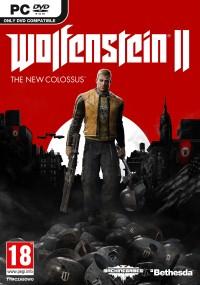 Wolfenstein II: The New Colossus (2017) plakat