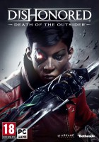 plakat - Dishonored: Death of the Outsider (2017)