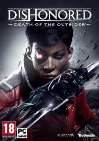 Dishonored: Death of the Outsider (2017) plakat