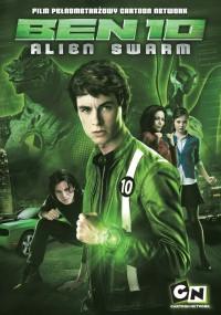 Ben 10: Obcy rój (2009) plakat