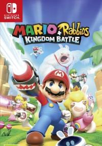 Mario + Rabbids Kingdom Battle (2017) plakat