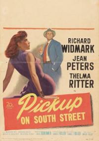 Kradzież na South Street (1953) plakat