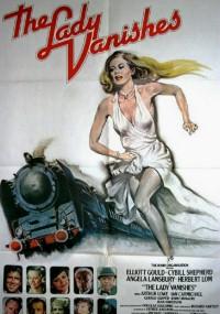 Dama zniknęła (1979) plakat