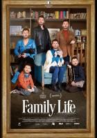 plakat - Życie rodzinne (2017)