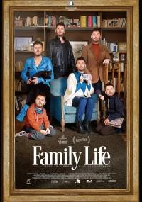 Życie rodzinne (2017) plakat