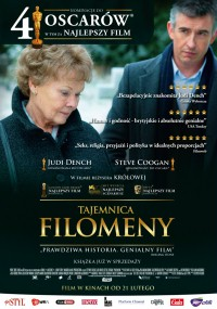 Tajemnica Filomeny (2013) plakat