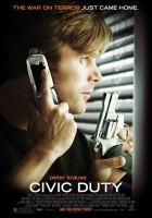 plakat - Civic Duty (2006)