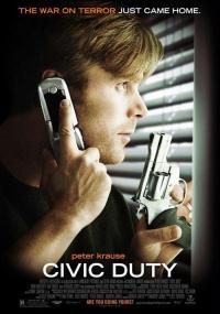 Civic Duty (2006) plakat