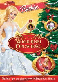 Barbie w Wigilijnej Opowieści (2008) plakat