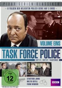 Softly Softly: Task Force (1969) plakat