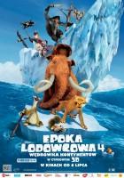 Epoka lodowcowa 4: Wędrówka kontynentów