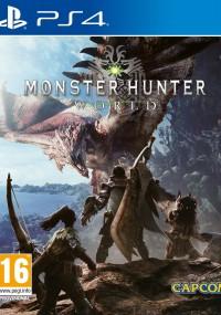 Monster Hunter: World (2018) plakat