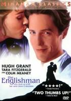 plakat - O Angliku, który wszedł na wzgórze, a zszedł z góry (1995)