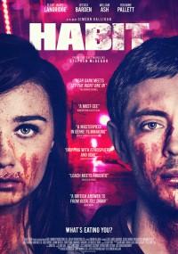 Habit (2017) plakat