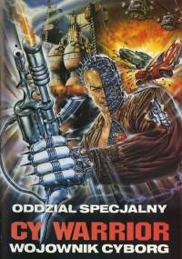 Wojownik cyborg (1989) plakat