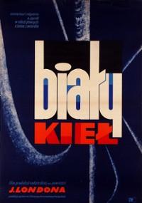 Biały kieł (1946) plakat